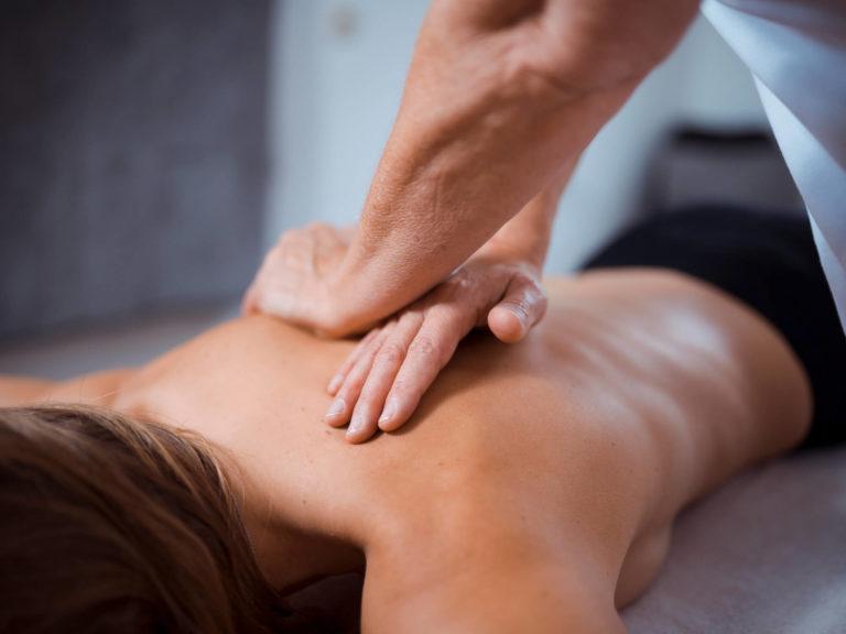 Manuelle Therapie Behandlung